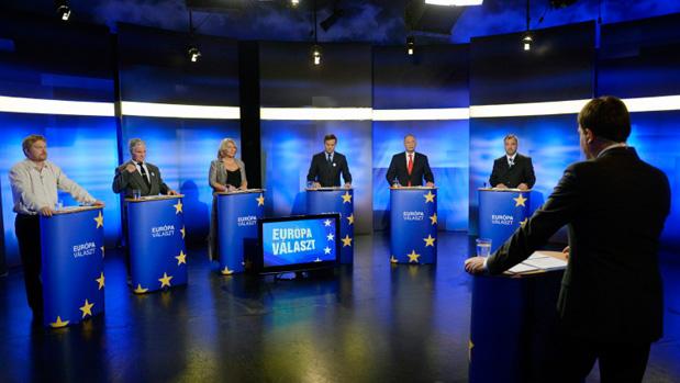 európai parlamenti választási listavezetők